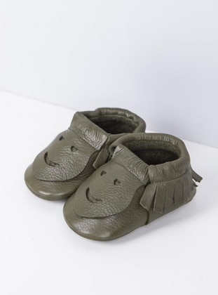 Khaki - Casual - Baby Shoes