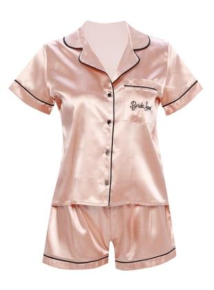 Rose - V neck Collar - Pyjama