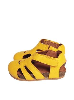 Yellow - Sandal - Boys` Sandals