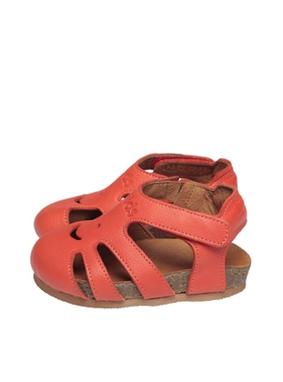 Red - Sandal - Girls` Sandals