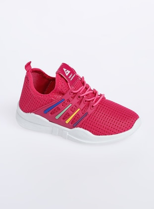 Pink - Fuchsia - Sport - Girls` Shoes