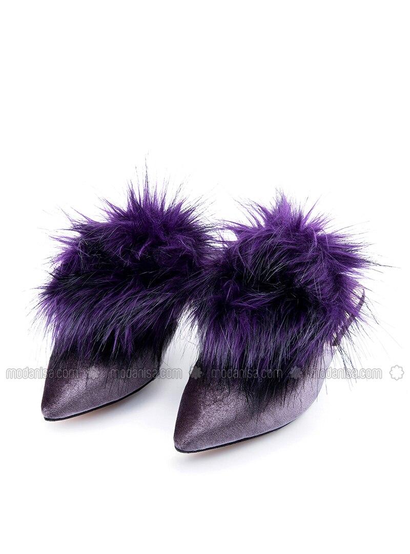 a1e05c5013613 Handmade Purple - Sandal - Slippers
