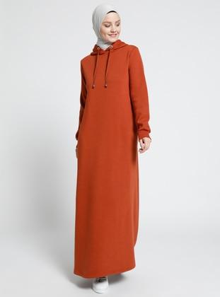 Cinnamon - Unlined -  - Dress