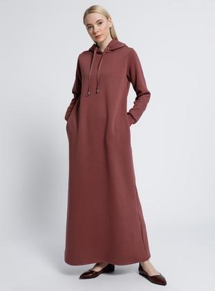 Cherry - Unlined -  - Dress