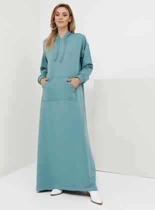 Mint Plus Size Dresses - Shop Women\'s Plus Size Dresses | Modanisa