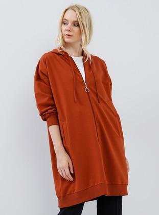 Cinnamon - Unlined - Topcoat