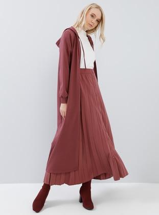 Cherry - Unlined - - Topcoat