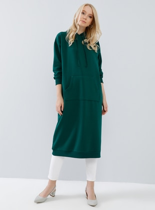 Green - Emerald - Tunic