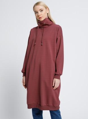 Cherry - Polo neck -  - Tunic
