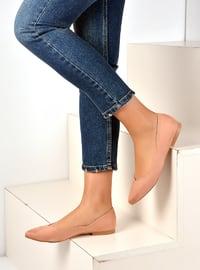 Powder - Flat - Casual - Shoes