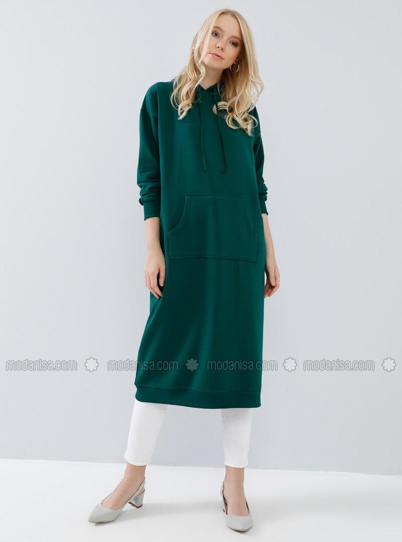 Green - Emerald - Tunic