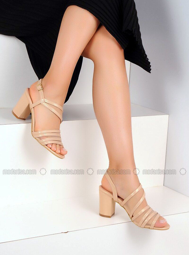Powder - High Heel - Sandal - Shoes