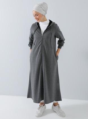 Anthracite - Unlined -  - Topcoat