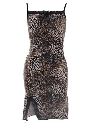 Leopard - Leopard - Nightdress - PIAMORE