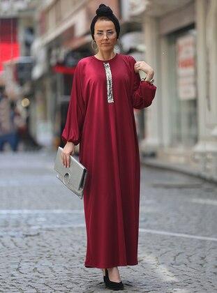 76762143b1e41 Esra Üstün Tesettür Elbise Modelleri ve Fiyatları - Modanisa.com