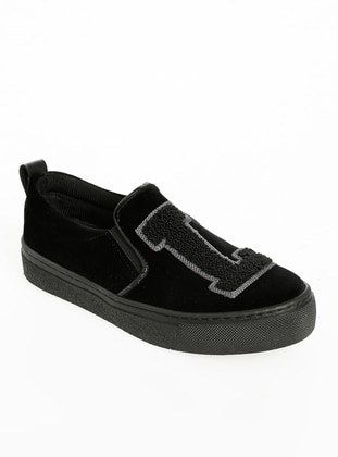 Black - Sport - Heels