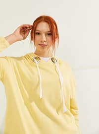 Yellow - Tracksuit Top