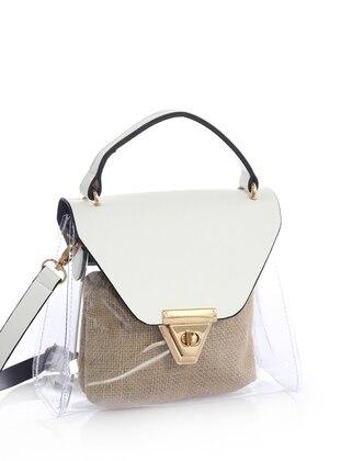 Coolmax - White - Shoulder Bags