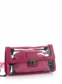 Fuchsia - Shoulder Bags