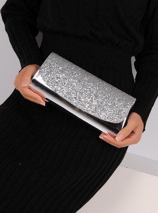 Lamé - Clutch Bags / Handbags