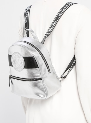 Silver tone - Backpacks