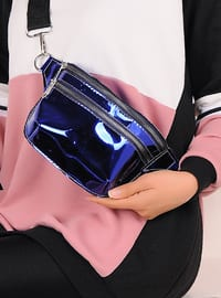 Blue - Satchel - Bum Bag