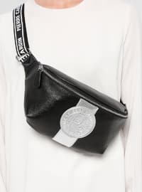 Black - Crossbody - Bum Bag