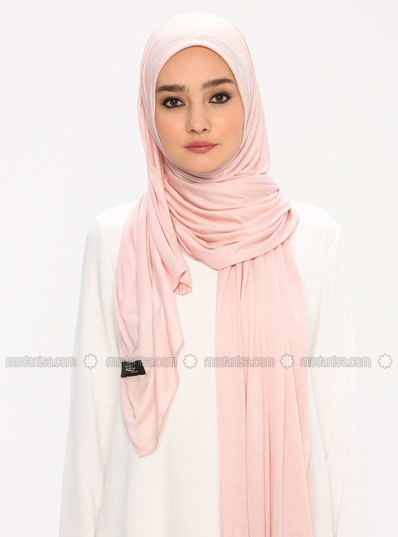 Powder - Plain - Modal - Shawl