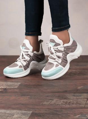 Blue - Smoke - Sport - Sports Shoes