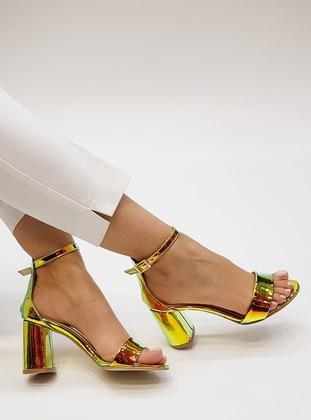 - High Heel - Sandal - Shoes