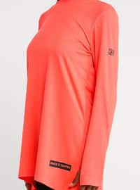 Coral - Crew neck - Tracksuit Top