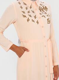 Powder - Point Collar - Unlined - Dress