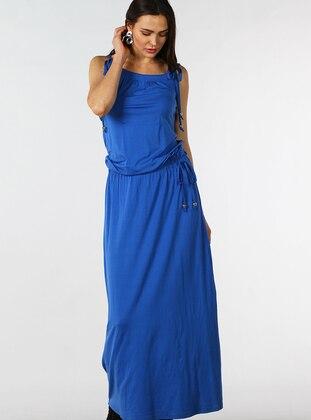 Saxe - Sweatheart Neckline - Fully Lined - Dress