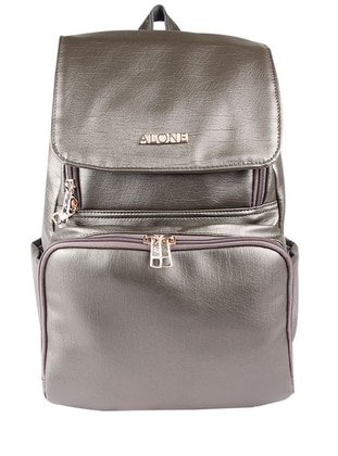 Silver tone - Backpacks - Gladness