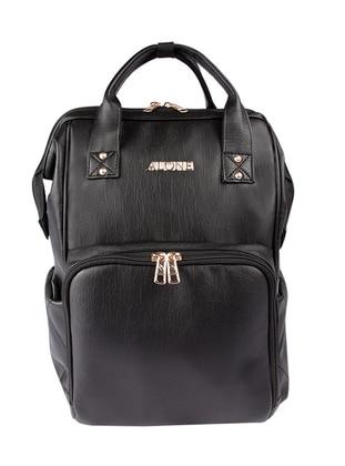 Black - Backpacks - Gladness