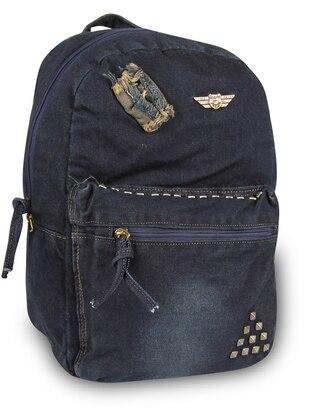Navy Blue - Backpacks - Gladness