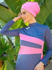 Indigo - Fully Covered Swimsuits