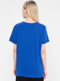 Multi - Saxe - T-Shirt