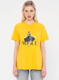 Mustard - T-Shirt
