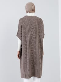 Mink - Unlined -  - Poncho