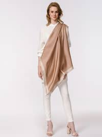 Beige - Scarf Accessory