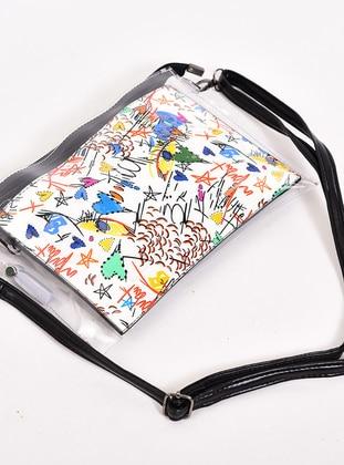 White - Clutch Bags / Handbags