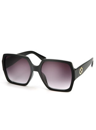 Black - Sunglasses - Di Caprio