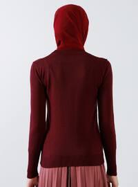 Cherry - Crew neck - Acrylic -  - Jumper