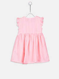 Stripe - Pink - Baby Dress