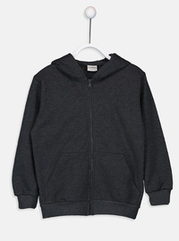 Anthracite - Boys` Sweatshirt