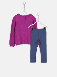 Purple - Baby Suit