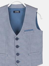 Blue - Boys` Jacket
