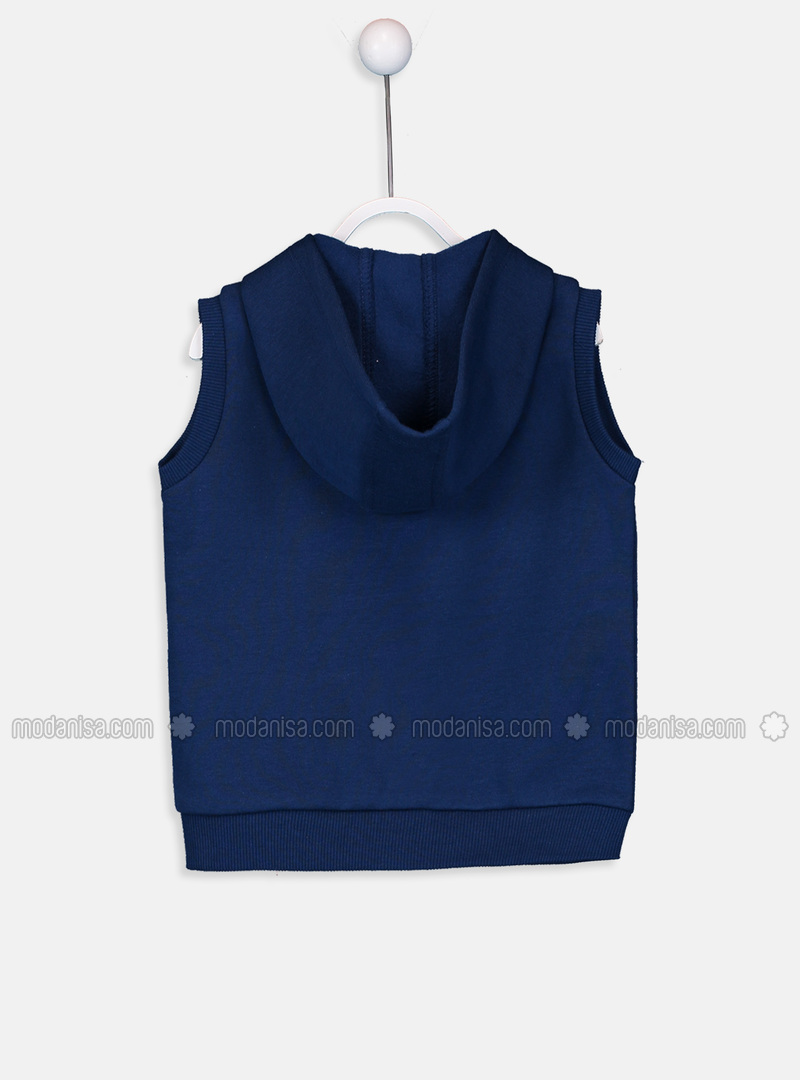 9f994deb8 Navy Blue - Baby Vest