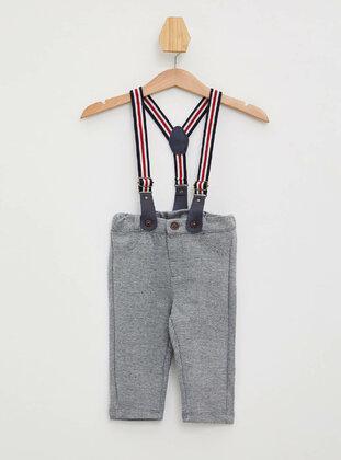 Navy Blue - Baby Pants